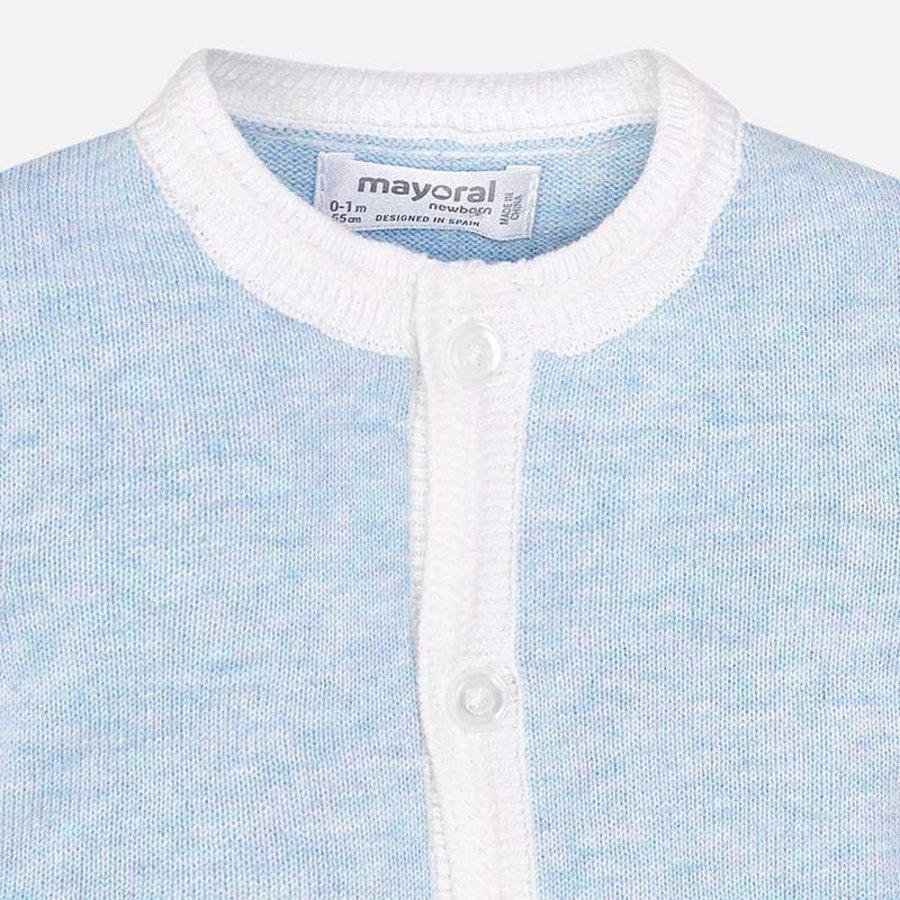 broekje met overhemd en vestje 3-delig-3