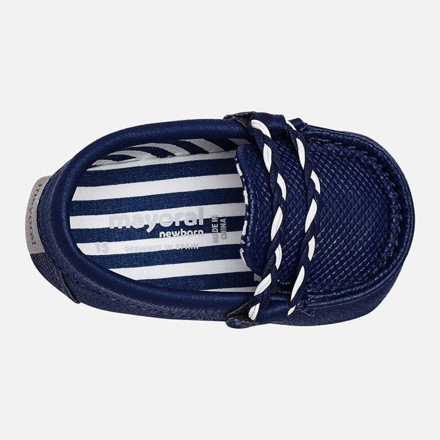 moccasins - blauw-3