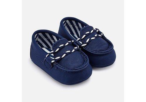 Mayoral moccasins - blauw