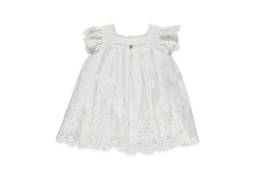 Pureté du Bebe jurkje met kant