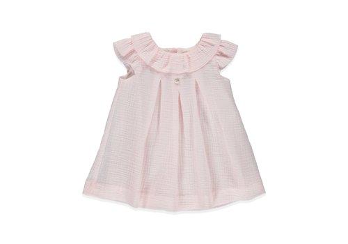 Pureté du Bebe jurkje linnen - roze
