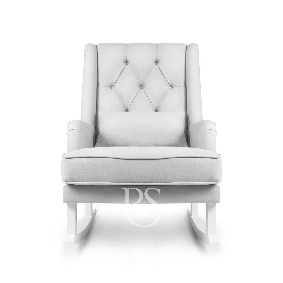 schommelstoel Royal Rocker - Silver Grey-3