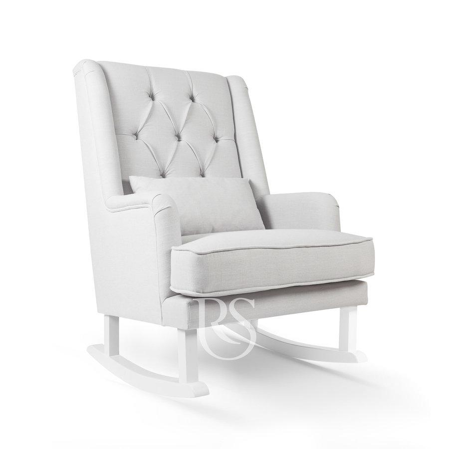 schommelstoel Royal Rocker - Silver Grey-1