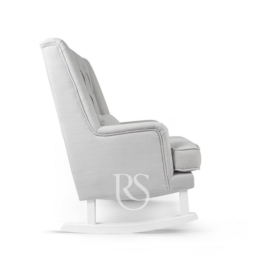 schommelstoel Royal Rocker - Silver Grey-4