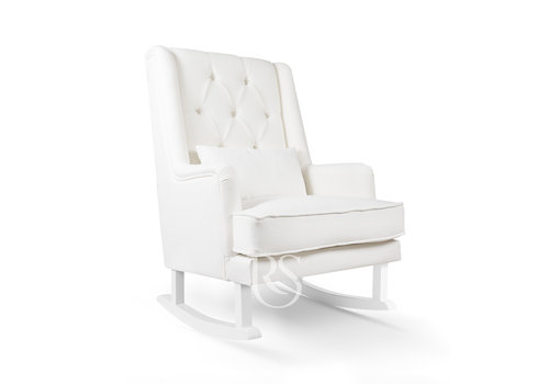 Rocking Seats schommelstoel Royal Rocker - Snow White