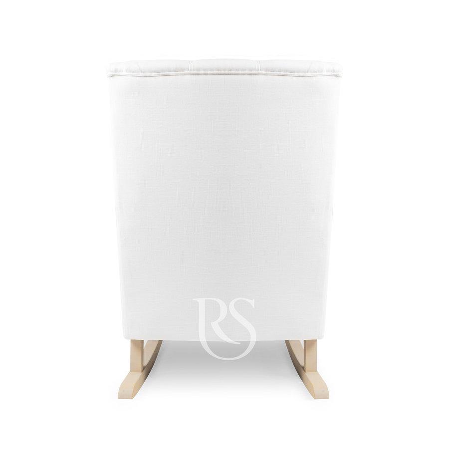 schommelstoel Royal Rocker - Snow White / Natural-4
