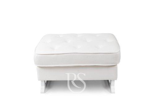 Rocking Seats voetenbank Royal - Snow White