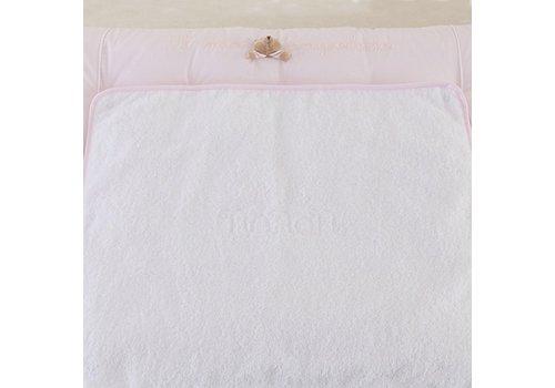 Nanan aankleedkussen puccio - roze