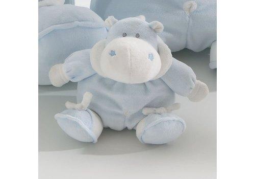 Nanan knuffel klein bombo - blauw