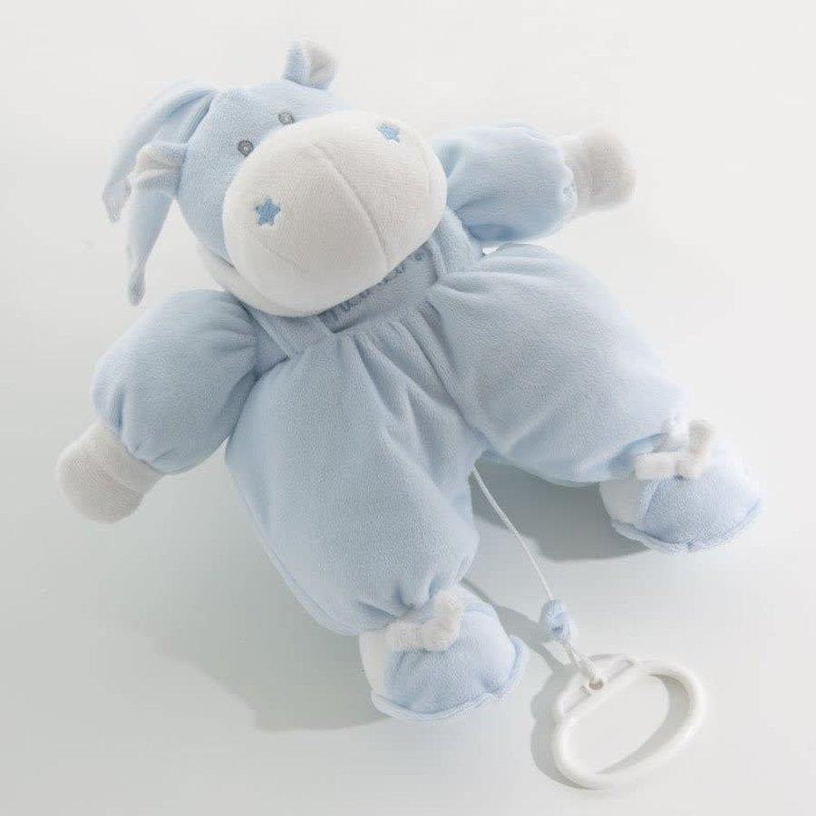 muziekbeer bombo - blauw-1