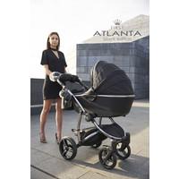 thumb-Atlanta kinderwagen - Zwart-5