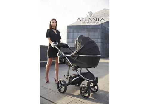 First Atlanta kinderwagen - zwart