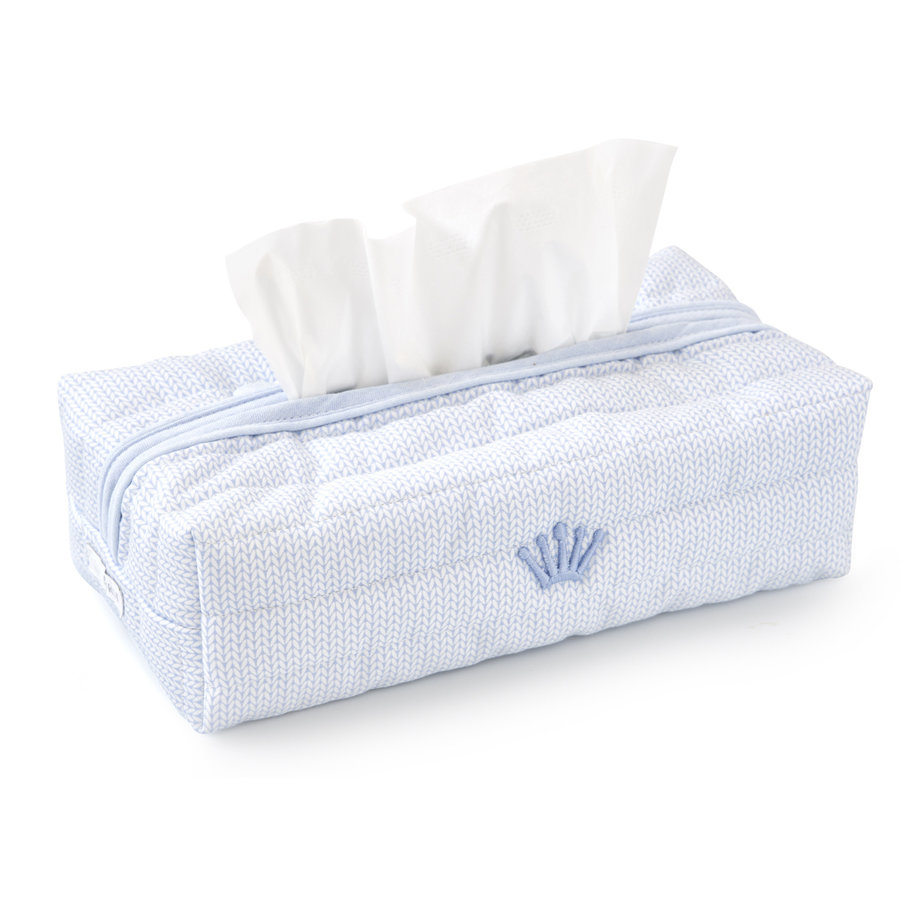hoes voor tissues - Forever Blue-1