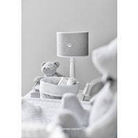 thumb-tafellamp met houten voet - Endless Grey-1