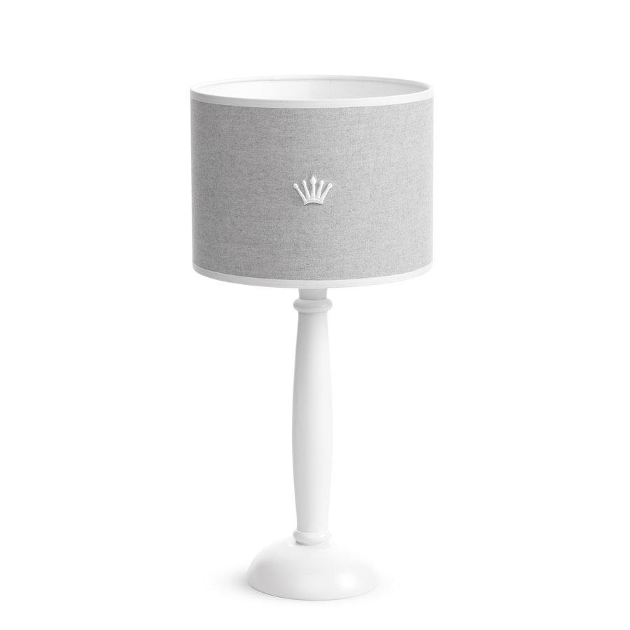 tafellamp met houten voet - Endless Grey-2