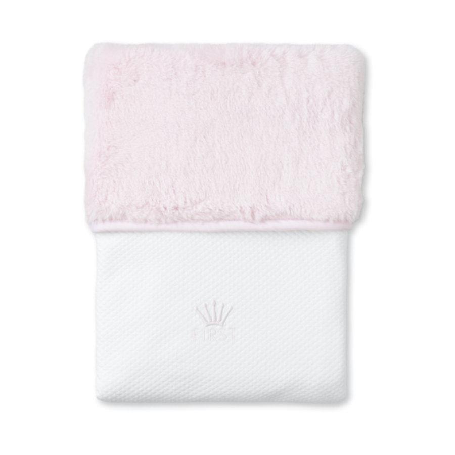 deken voor ledikant - Pretty Pink-1