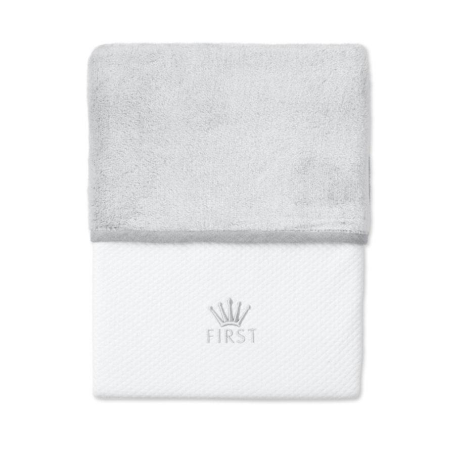 deken voor ledikant - Endless Grey-1