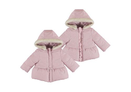 Mayoral baby jasje met capuchon
