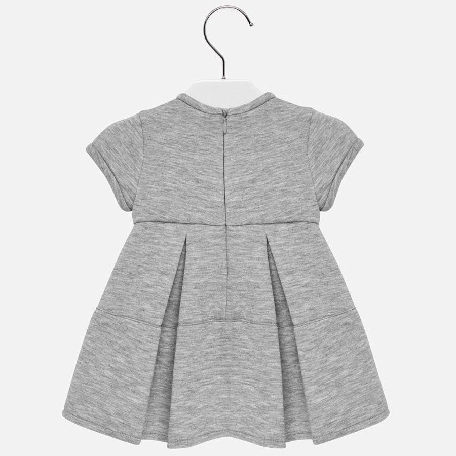 sweater jurk met strikjes-2