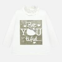 thumb-t-shirt met print-1