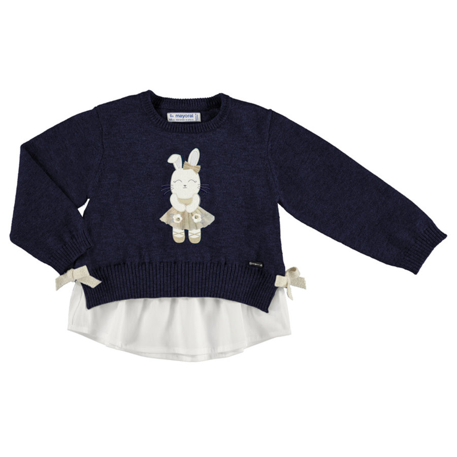 trui met blouse en konijn-1
