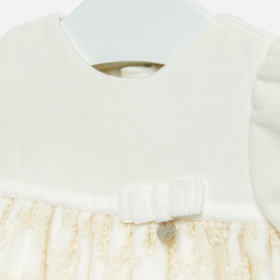 jurkje met borduur en strik-3