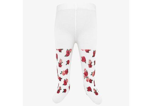 Mayoral panty met roosjes