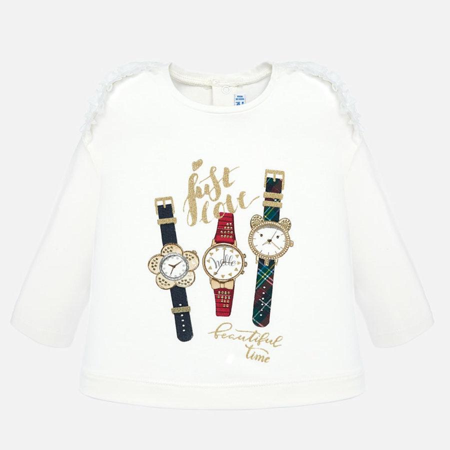 t-shirt met horloges-1