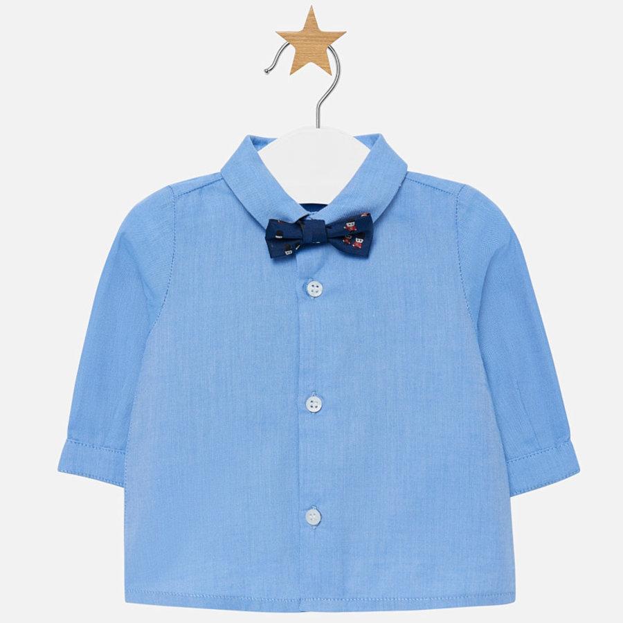 overhemd met vlinderdas-2