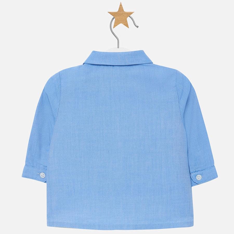 overhemd met vlinderdas-3