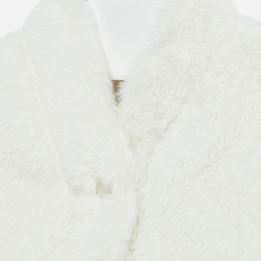 kort jasje fake fur-4