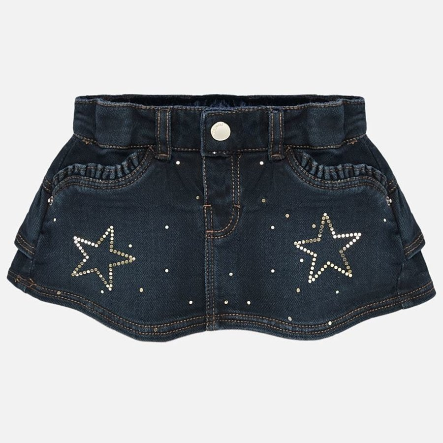 spijkerrok met sterren-1