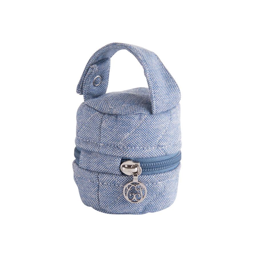 Blue Jeans Hoes fopspeen - Gewatteerd-2