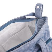 thumb-Blue Jeans Verzorgingstas + waskussen - Gewatteerd Jersey-4