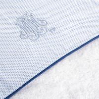 thumb-Blue Jeans Kaphanddoek + washandje-2