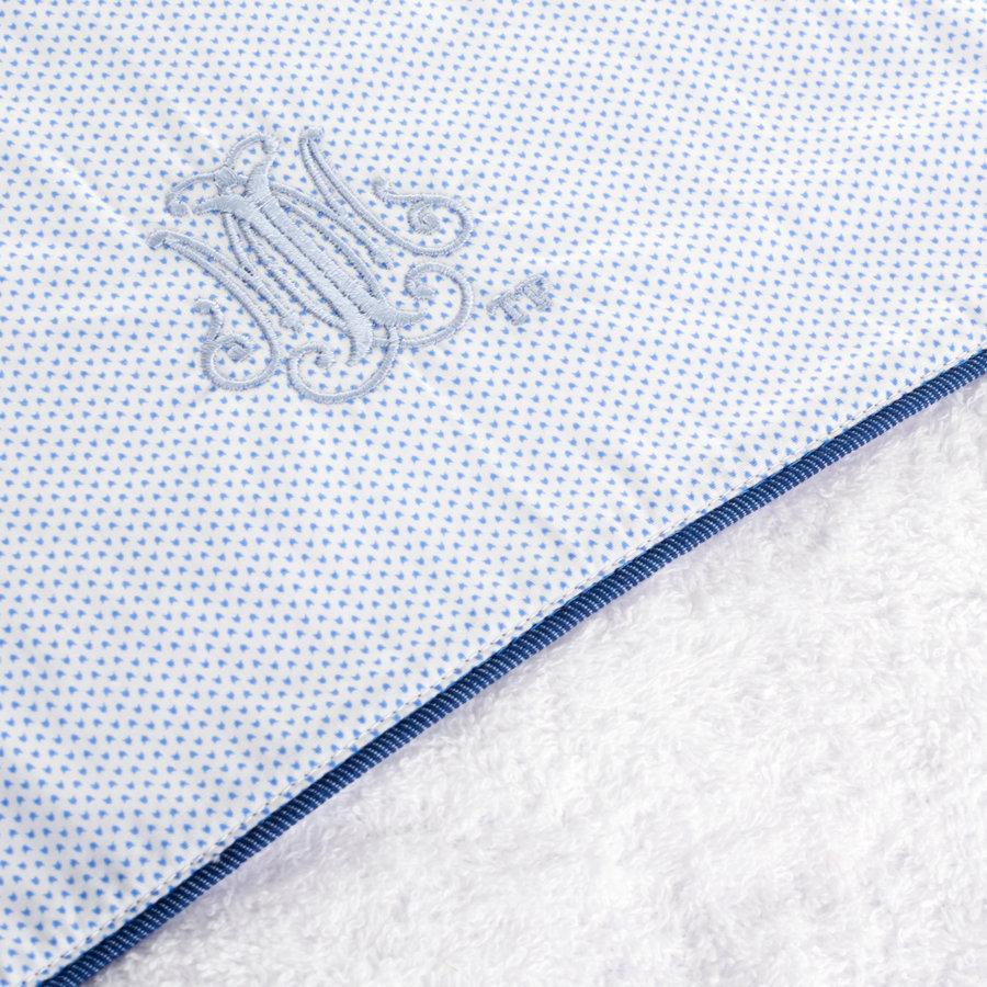 Blue Jeans Kaphanddoek + washandje-2