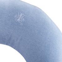 thumb-Blue Jeans Zwangerschapskussen - Jersey-2