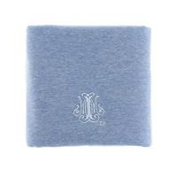 thumb-Blue Jeans Doopdeken 100x135cm - Jersey-1