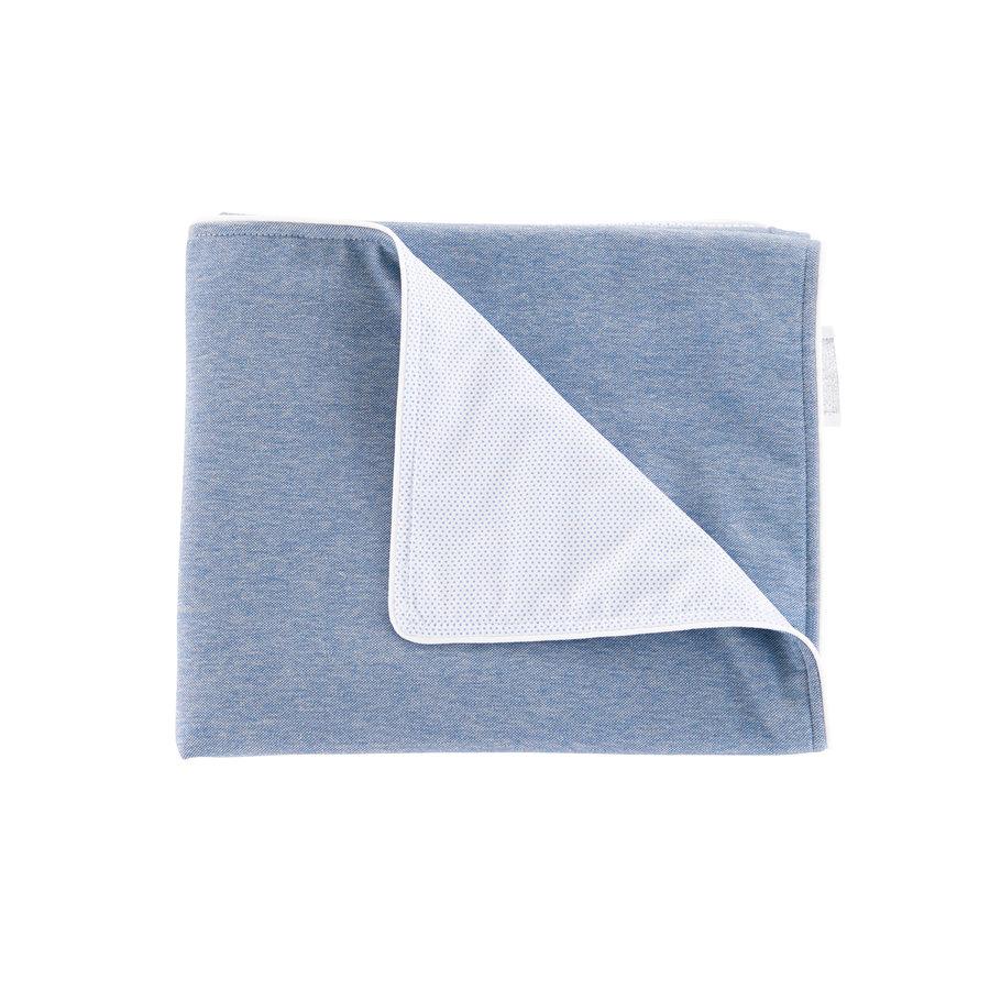 Blue Jeans Doopdeken 100x135cm - Jersey-2