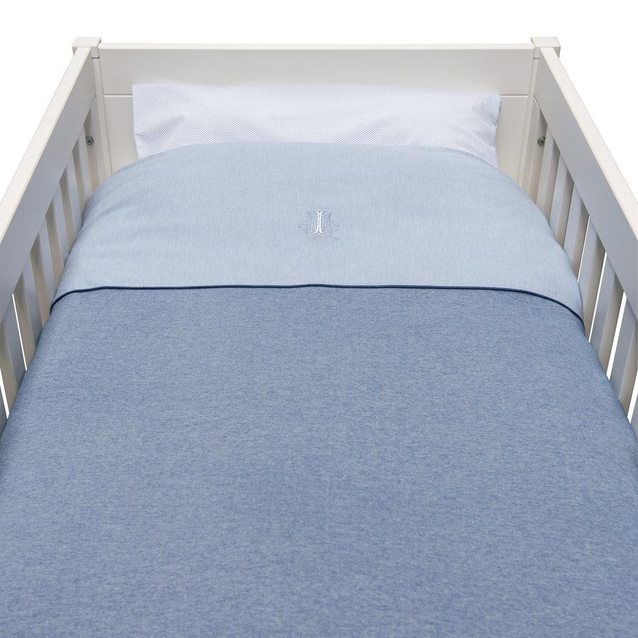 Blue Jeans Donsovertrek bed 100x135cm  + sloop-2