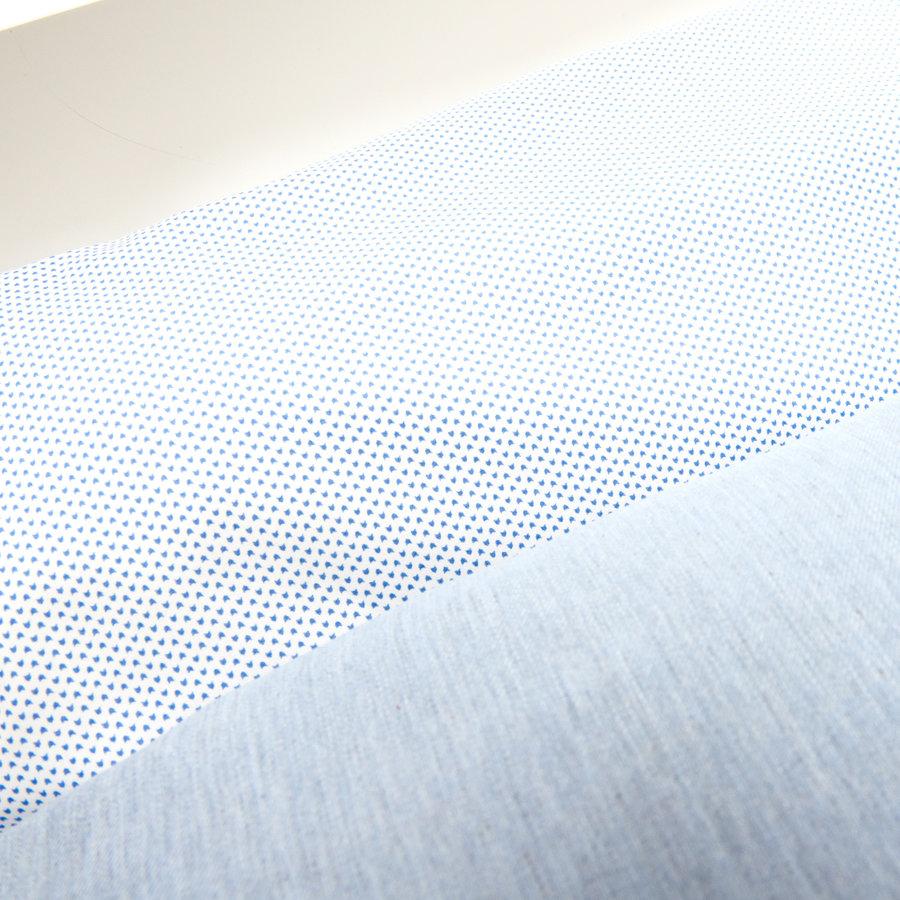 Blue Jeans Donsovertrek bed 100x135cm  + sloop-3
