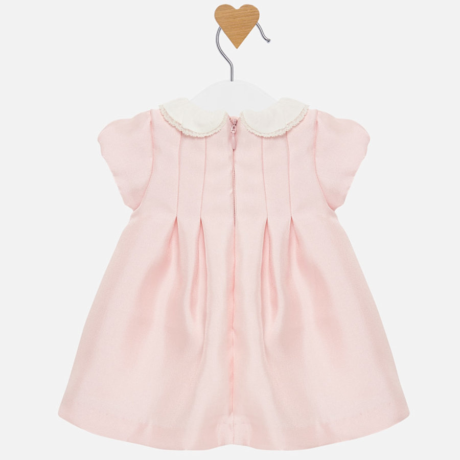 jurk met strik en kraagje-2