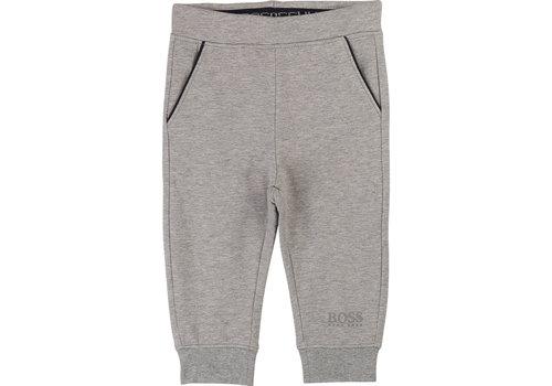 Hugo Boss joggingbroek grijs