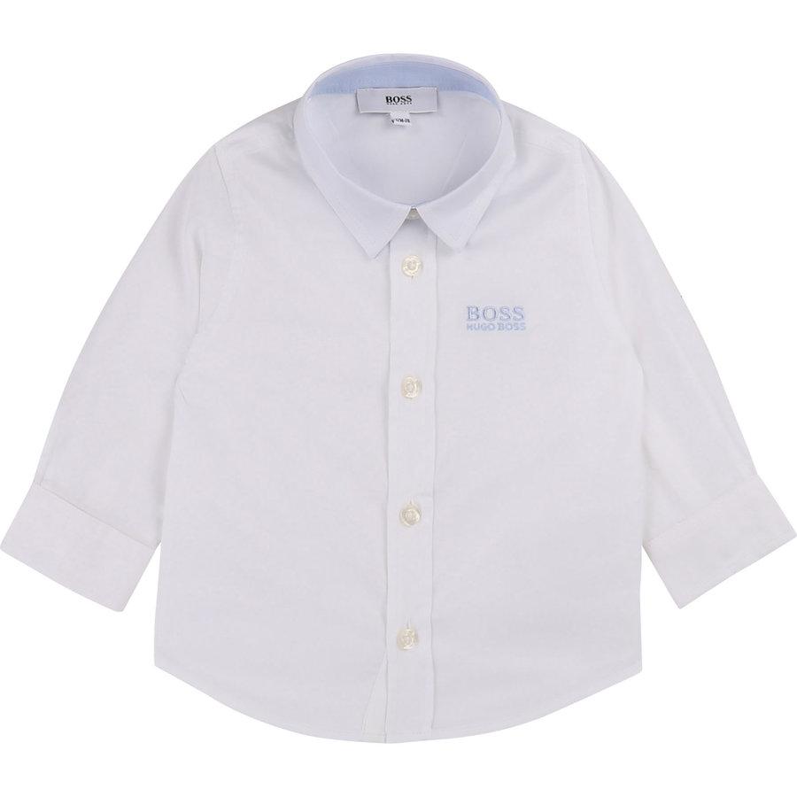 overhemd met logo-1