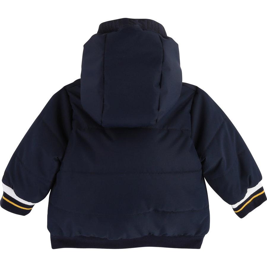 gevoerde jas met capuchon-2