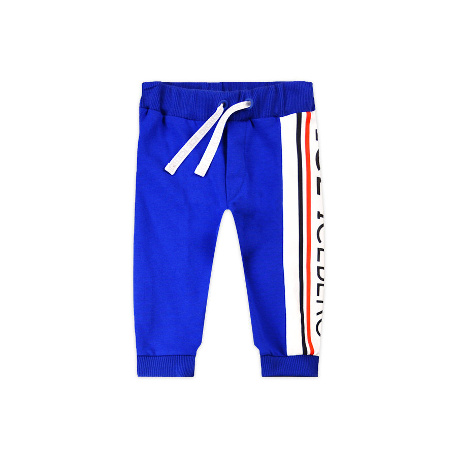 joggingbroek met logoband-1