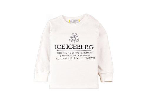 Iceberg t-shirt met logoprint
