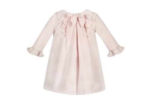 Patachou jurk met strik en ruches
