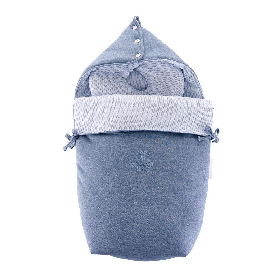 """Blue Jeans Voetenzak voor Maxi-Cosi """"Pebble"""" - Jersey-1"""