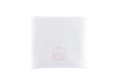 Théophile & Patachou Blush Pink Deken 100x135cm - Jersey